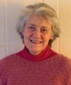 Lay Minister Jane Sedgman