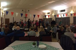 Benefice Barn Dance 14 Feb 2020