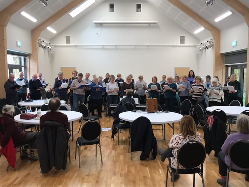 Come & Sing Workshop 7 March 2020
